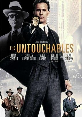 Superb Cast and Director make this one of the best G-Men films =>> The Untouchables: G-Man Eliot Ness will stop at nothing to take down legendary gangster Al Capone -- even if it means bending some rules -- in director Brian De Palma's period crime drama penned by playwright David Mamet.