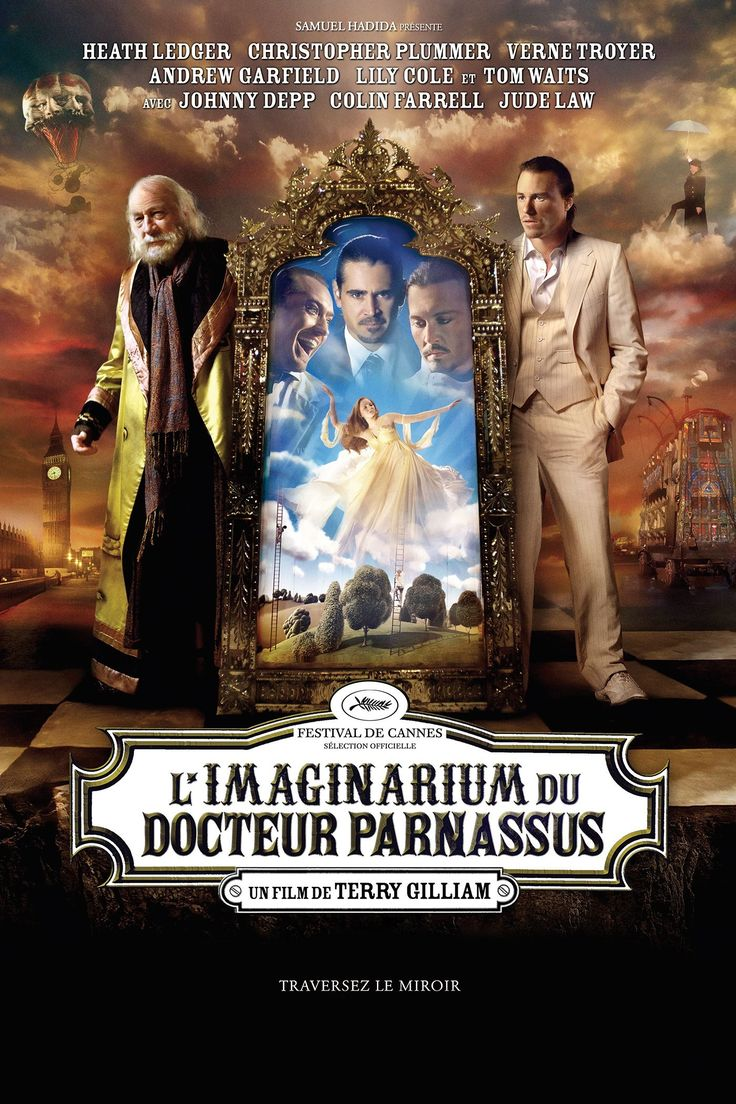 L'imaginarium du Docteur Parnassus (2009) - Regarder Films Gratuit en Ligne - Regarder L'imaginarium du Docteur Parnassus Gratuit en Ligne #LimaginariumDuDocteurParnassus - http://mwfo.pro/1416108
