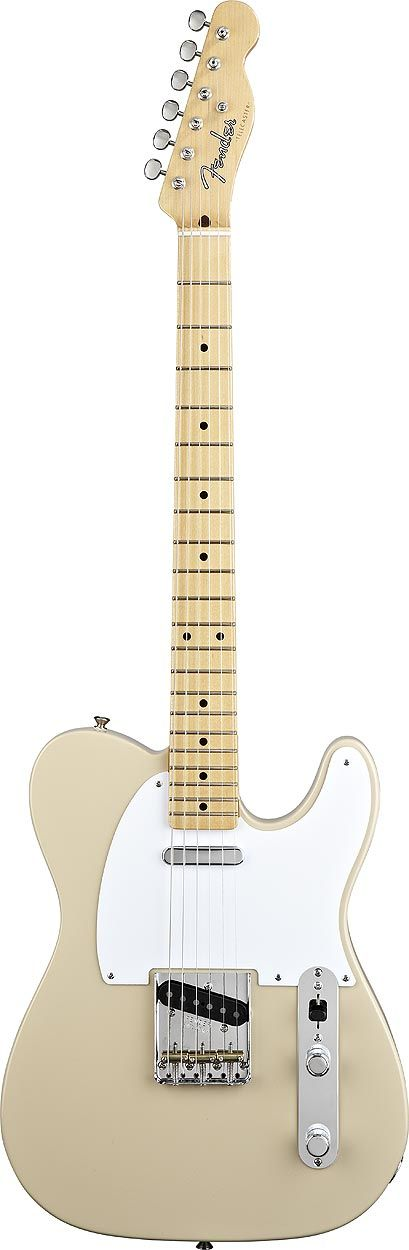 The most simple and stylish guitar ever made