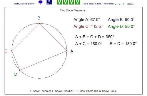 waldo-circle-theorems