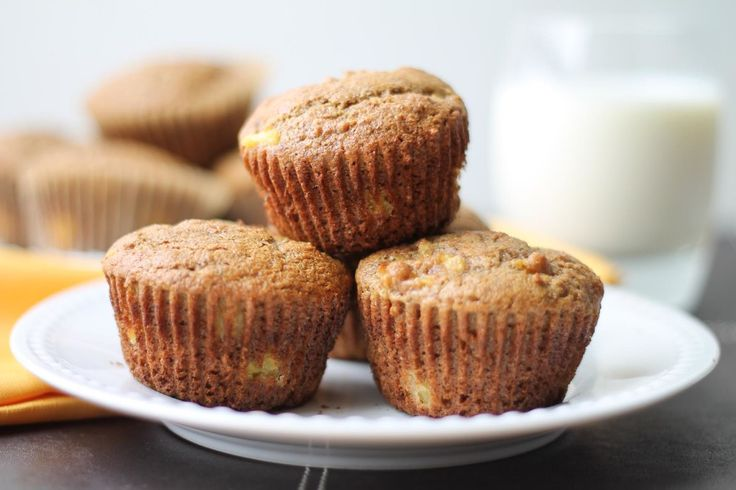 Pineapple Ginger Muffins