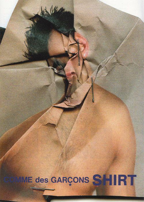 Comme des Garcons SHIRT Archive Campaign. >> http://www.oki-ni.com/daily/2015/06/oki-ni-menswear-campaigns-raf-simons-acne-studios-y3