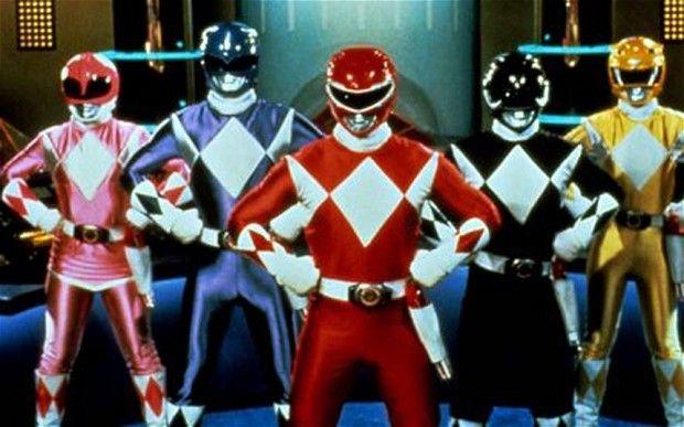 Penayangan Film Power Ranger The Movie Diundur