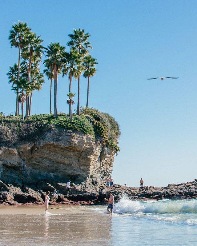 Treasure Island Laguna Beach: Crescent Bay In Laguna Beach, California