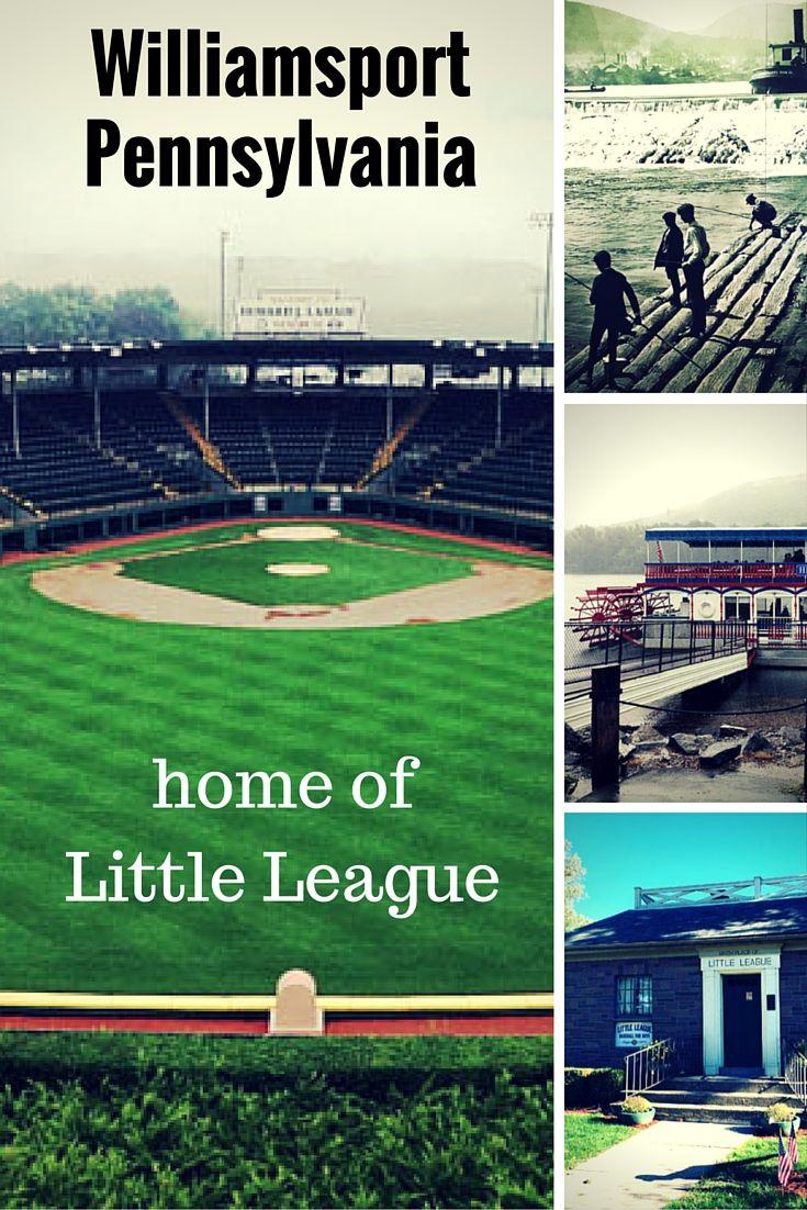 Exploring Williamsport Pennsylvania – The Home of Little League