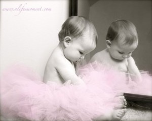 baby girl picture...love baby tutu's
