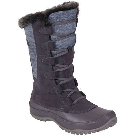 WOMENS THE NORTH FACE NUPTSE PURNA BOOTS