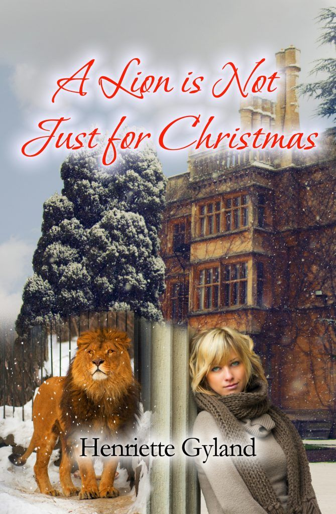 #BookReview ~ A Lion Is Not Just For Christmas by Henriette Gyland @henrigyland #BookBoost