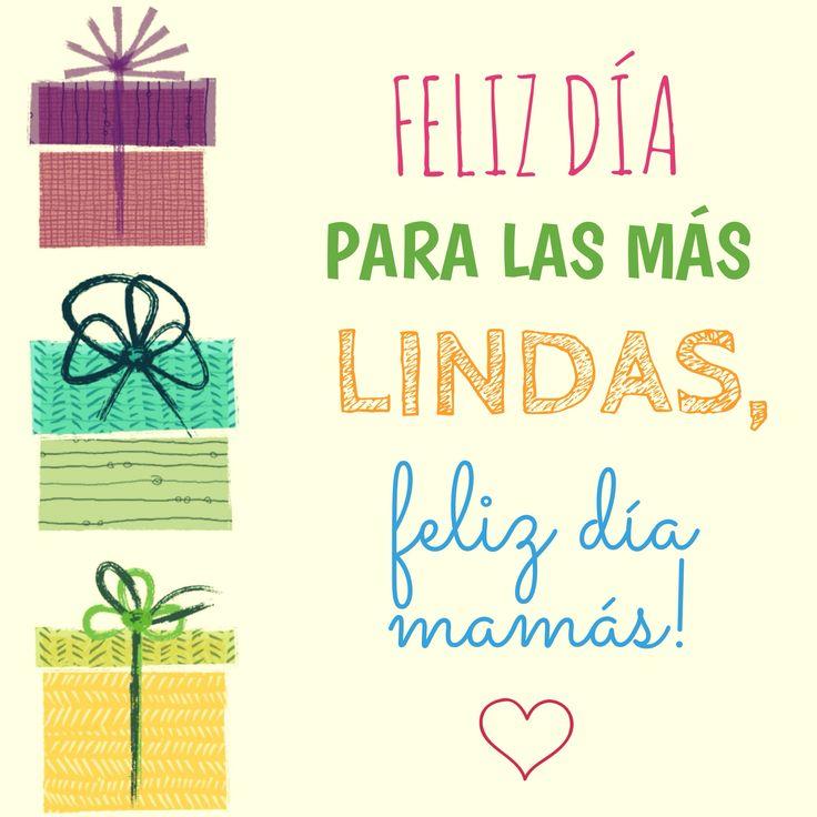 Felix día de la made!! Que todas las mamás tengan un feliz día pomposo! #DíaDeLaMadre #HappyMothersDay #regalaPompa