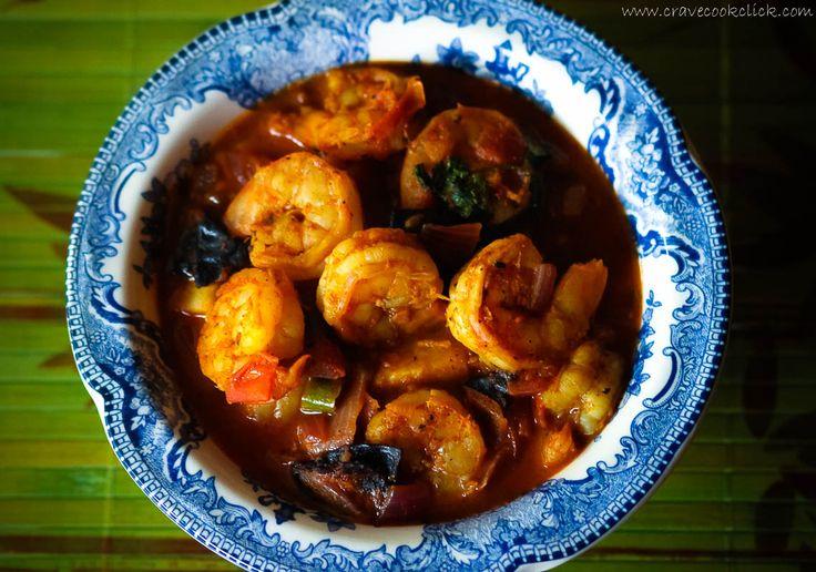 Prawns Masala Curry Recipe