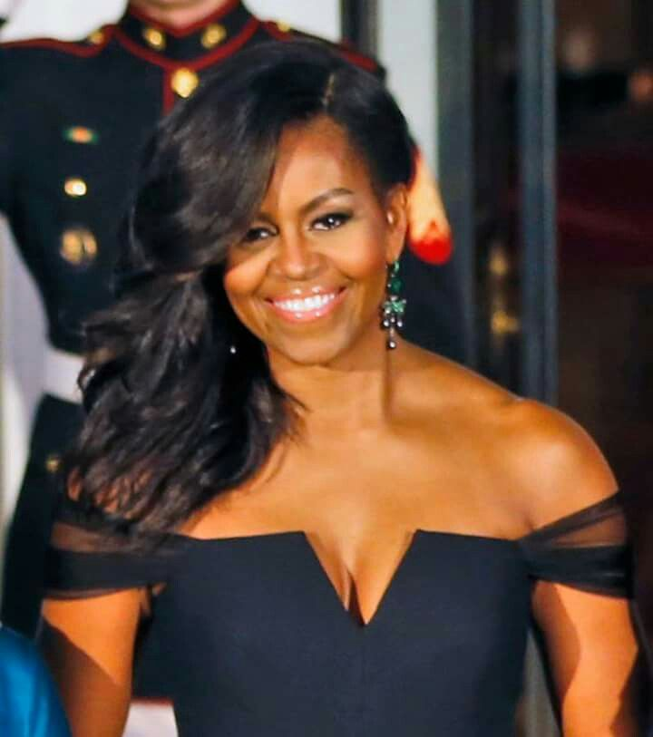 1st Lady Michelle Obama @ The China State Dinner #beautiful #stunning #2015