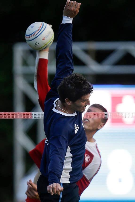 world games cali, fistball, suiza vs argentina