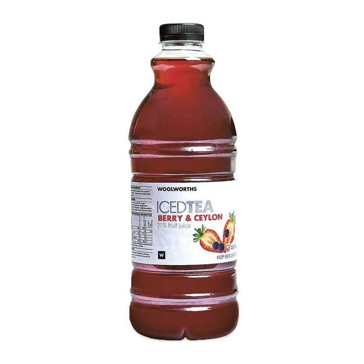 Ceylon Berry Iced Tea 1.5L