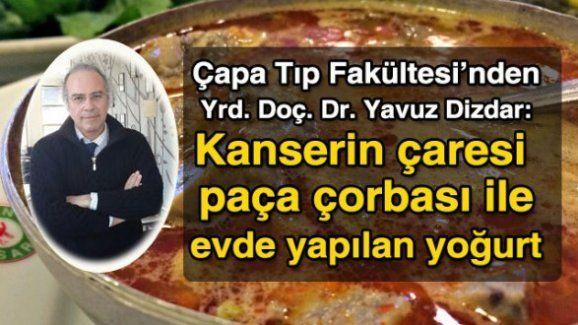 Onkoloji uzmanı Yrd.Doç.Dr. Yavuz Dizdar, kanserin DNA ya da hücreyle değil bağ dokuyla alakalı olduğunu iddia ediyor. Kemoterapiye karşı çıkan Dr. Dizdar, hastalığın tedavisi için ev yapımı yoğurt yenmesini, paça çorbası içilmesini tavsiye ediyor.#sağlık #saglik #sağlıkhaberleri #health #healthnews @saglikhaberleri