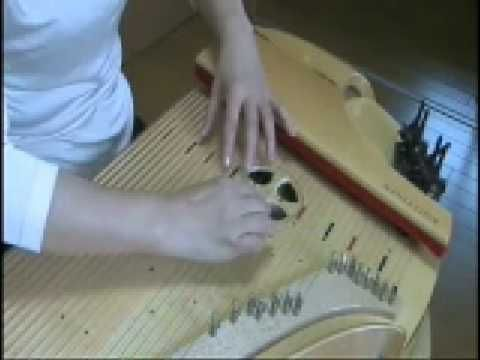 kalevala hymn, 38str kantele - YouTube