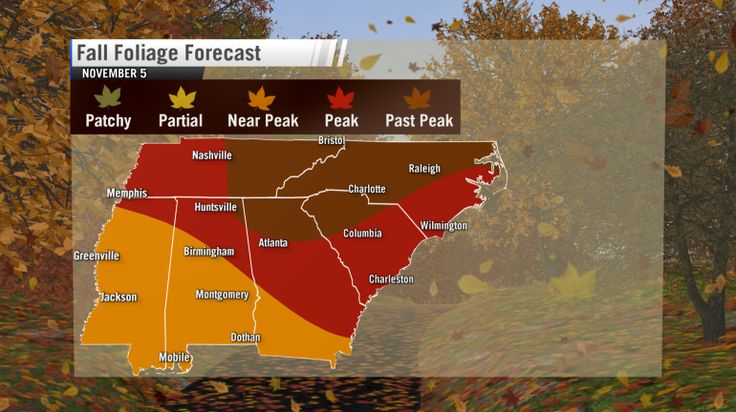 Valleywx Blog Weather, Fall foliage, Peak and