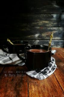 My Kitchen Notes: Hot Chai Chocolate Drink