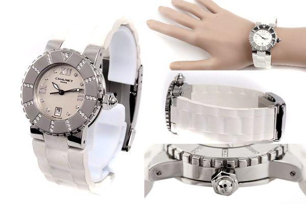 ■ショーメ(CHAUMET) レディース腕時計 クラスワン W0621B-19A■¥298,000