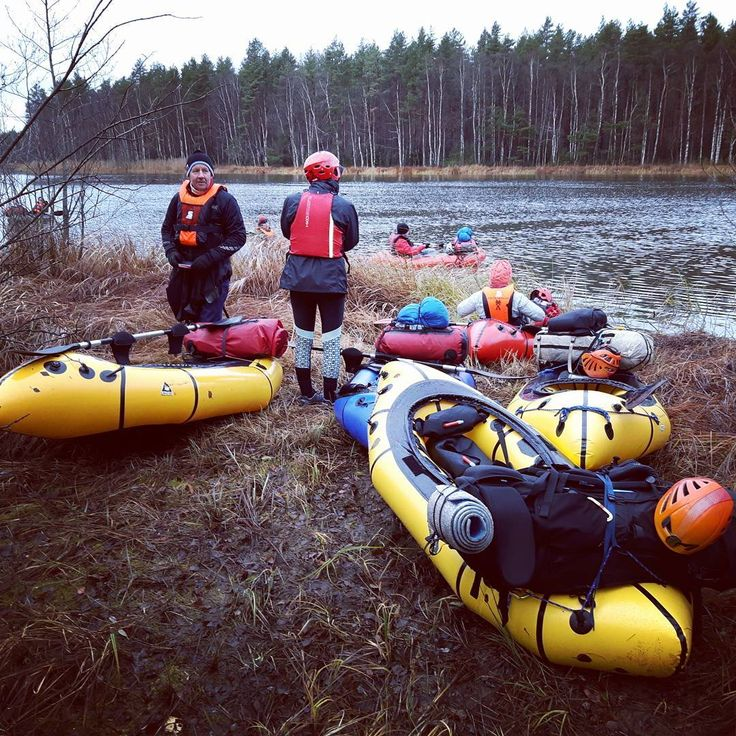 Greetings from the river! Today was the last day of the last packraft tour of the season, and it didn't even rain! A way to end the season. ☺ #packraft #packrafting #kymijoki #valkmusa #guiding #anotherdayintheoffice @packraftingstore @alpacka_raft