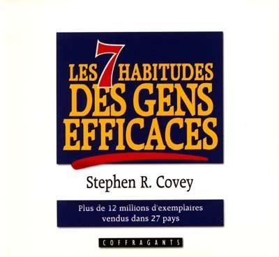 Les sept habitudes des gens efficaces de Stephen R. Covey Editeur : Coffragants – Genre : Développement personnel – lu par : Yann Legac – Durée : 1h30 – PDF+MP3 – 103 …