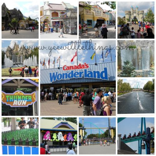 Adventure at Canada's Wonderland & GIVEAWAY - Canada only (@Canada's Wonderland)