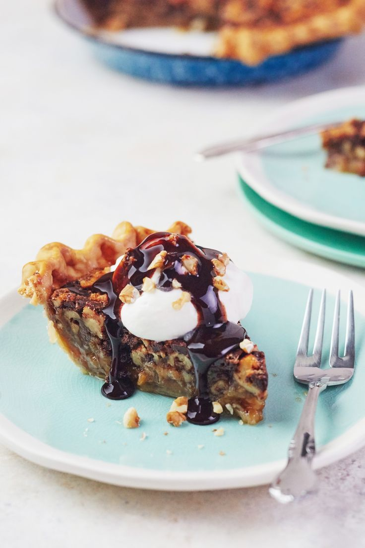 This bourbon-spiked, chocolate and walnut pie (aka we-can't-call-it-Derby-pie pie) may well be the most controversial pie in the history of Kentucky. And controversy — and a lawsuit or two— has made this pie a part of Kentucky history. How To Make Kentucky Bourbon and Walnut Pie