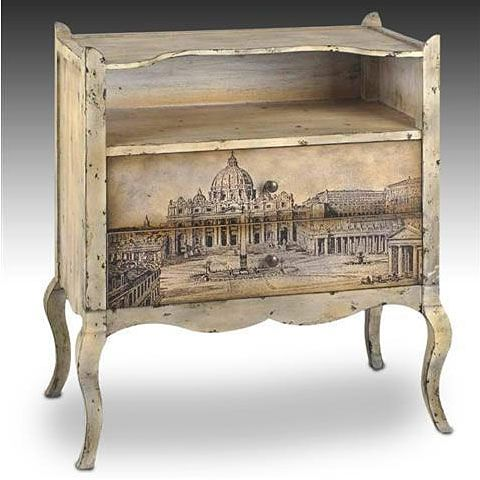17 mejores ideas sobre mesas pintadas en pinterest for Muebles de estilo vintage