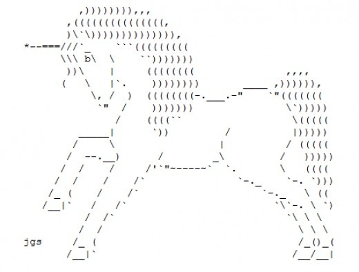 One Line Ascii Art Confused : Best ideas about one line ascii art on pinterest
