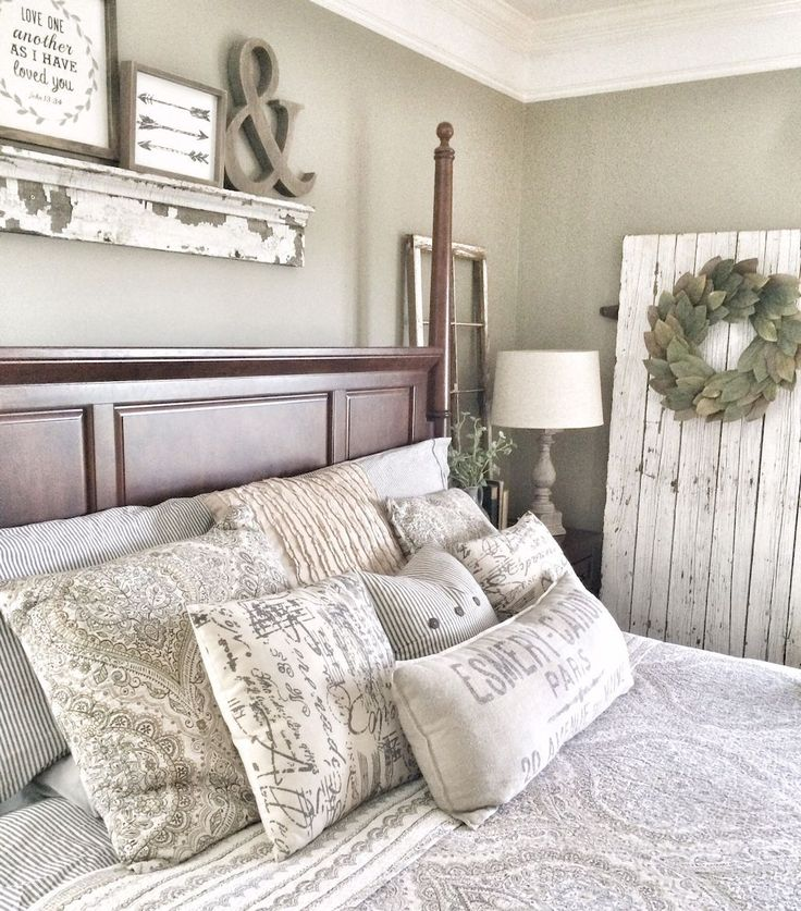 Master Bedroom Decorating Ideas: Best 25+ Farmhouse Master Bedroom Ideas On Pinterest