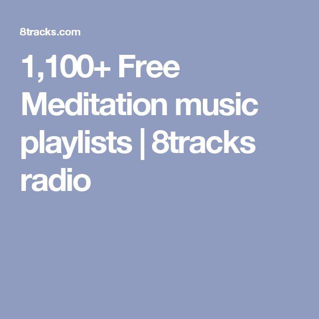 1,100+ Free Meditation music playlists   8tracks radio