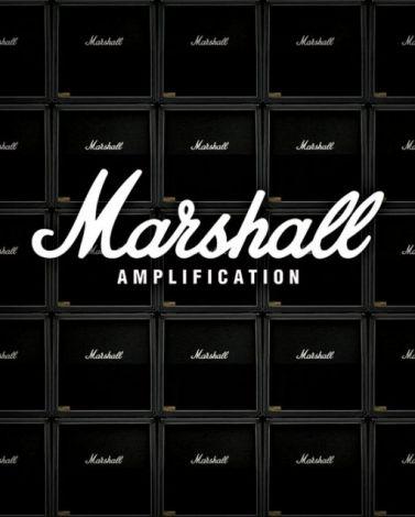 Marshall (Amplification) - plakat - 40x50 cm   Gdzie kupić? www.eplakaty.pl