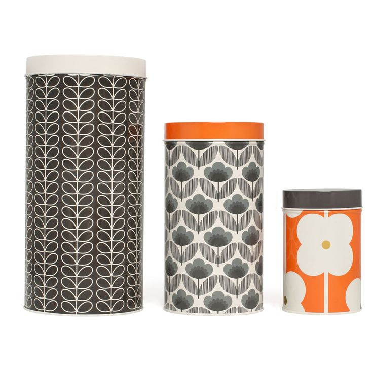 Love this unique wedding registry item from  Orla Kiely! I bet the Princess Kate Middleton has this in her kitchen.