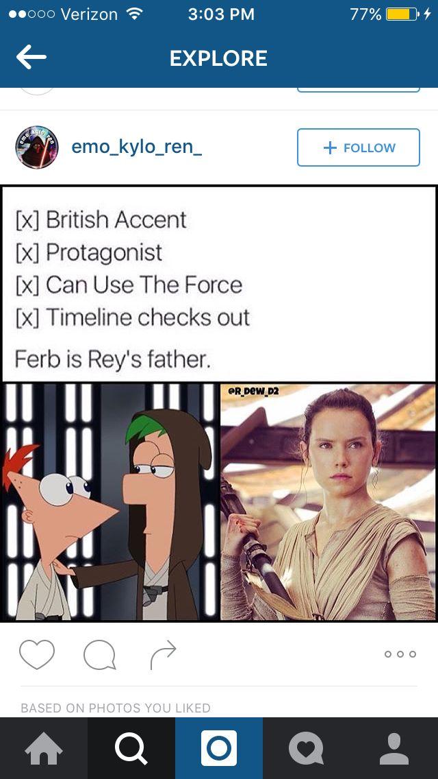 Star Wars: The Force Awakens humor