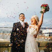 Natural Real Petal Wedding Confetti