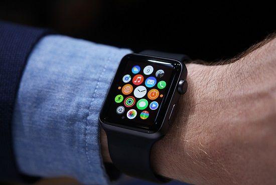 Een Apple Watch is voor oude mannen