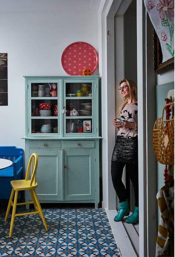 32 best #Retro images on Pinterest Ad home, Kitchens and Retro - küche retro stil
