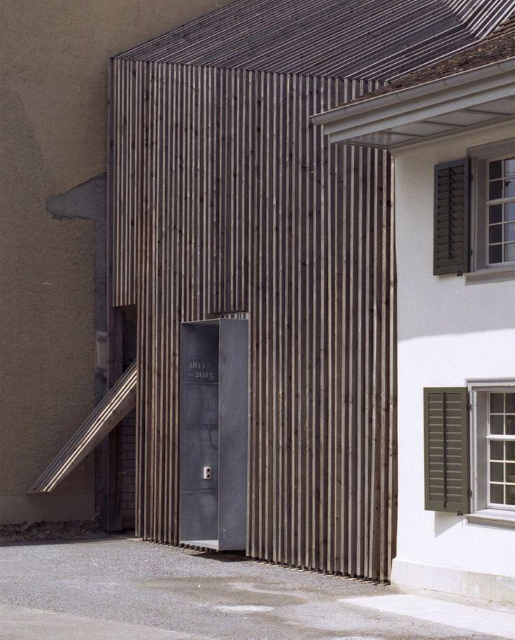 Gallery of Haus zur Blume / Marazzi Reinhardt - 10