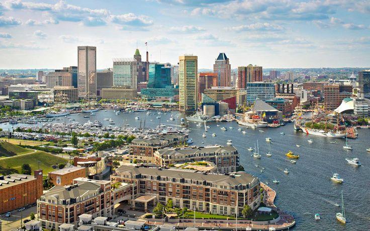 Visit Baltimore, Maryland — Top Restaurants, Bars ...