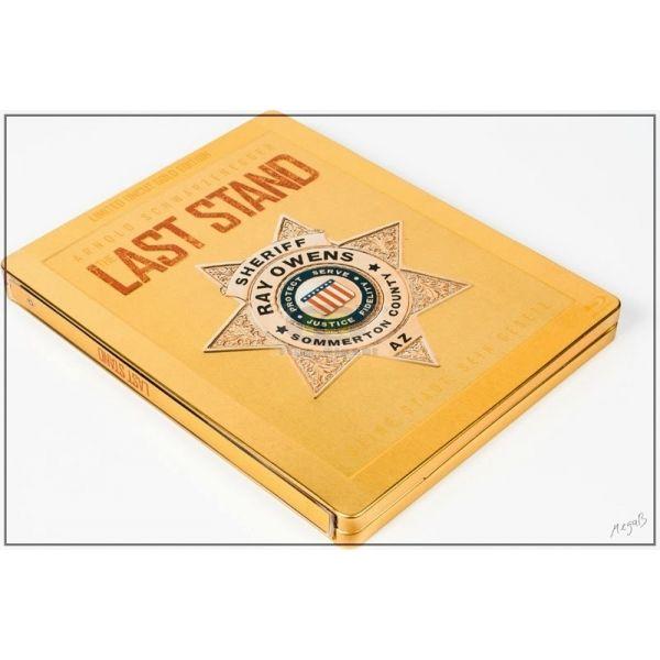 Obsah filmu:Šerif Ray Owens (Arnold Schwarzenegger) původně pracoval u losangeleské policie. Utekl z víru velkoměsta poté, co jako jediný přežil akci. Je v důchodu ajako šerif dohlíží na klidnéospalé městečko Sommerton. Dny plné nudypřeruší aletelefonát agenta FBI Johna Bannistera, který se s šerifem zkontaktuje vzhledem k útěku nebezpečného drogového bose při převozu z věznice v Las Vegas do nového zařízení mexické věznice. Šér mafie Gabriel Cortezse za pomoci členů drogového kartelu…