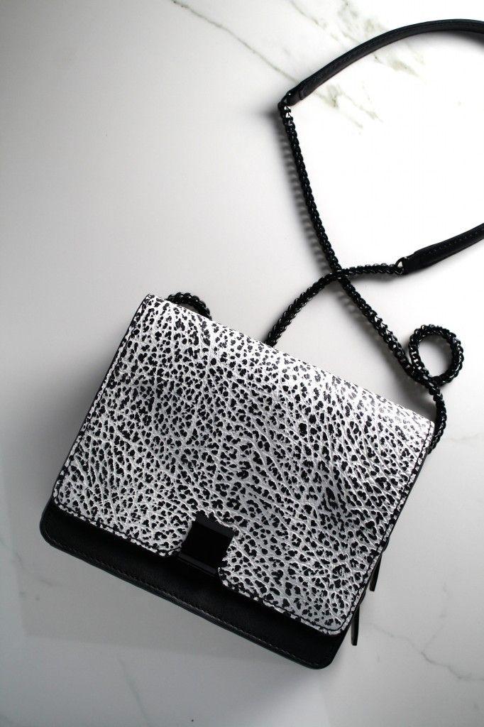 Loeffler Randall Embossed Walker Mini Bag