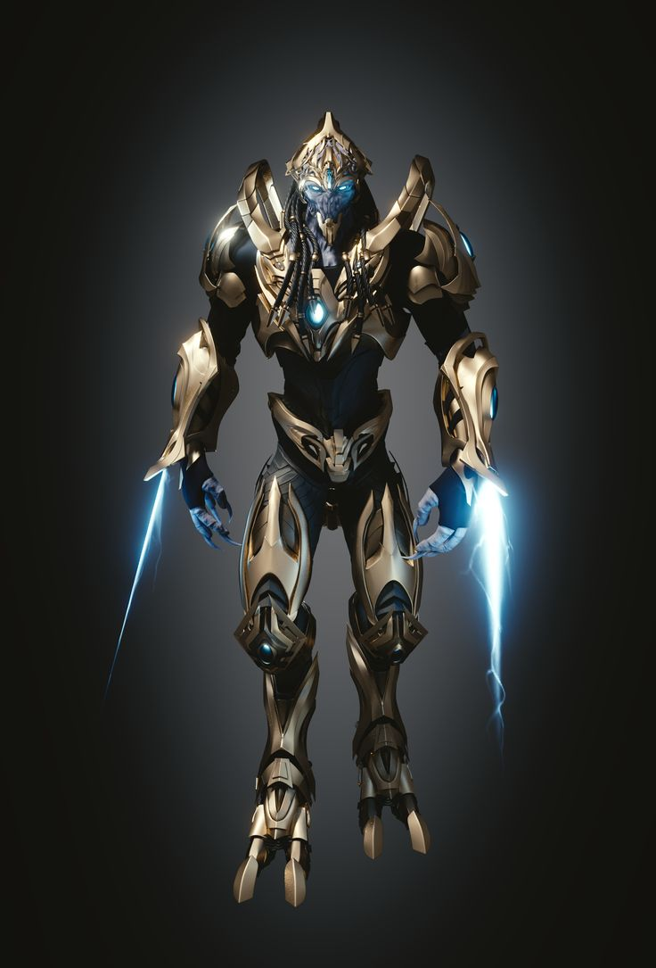 Zealot fanart. I really like Zealot in specific and Protoss in general ! So I looked for Zealot designs to create one myself and I've found this wonderful Zealot design by Anthony Jones for the opening cinematic of Starcraft Legacy of the Void. It took me more than 40 hours or so to finish this model. Armors were modeled in Blender and the Body was sculpted in Zbrush. Original Concept by Anthony Jones https://www.artstation.com/artist/robotpencil All right belong to Blizzard…