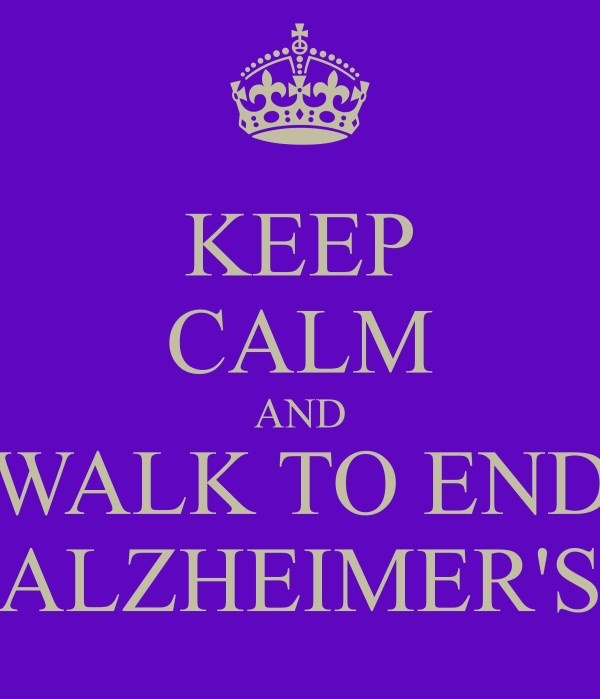 Have you registered for this year's Walk to End Alzheimer's? Our first walk is this weekend! It's not too late to join the fight to END this terrible disease - www.alz.org/walk