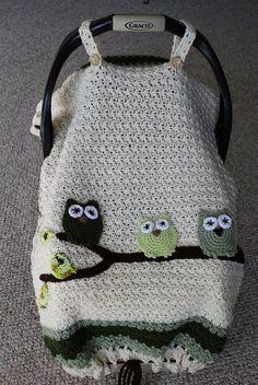 crochet car seat canopy                                                                                                                                                                                 More