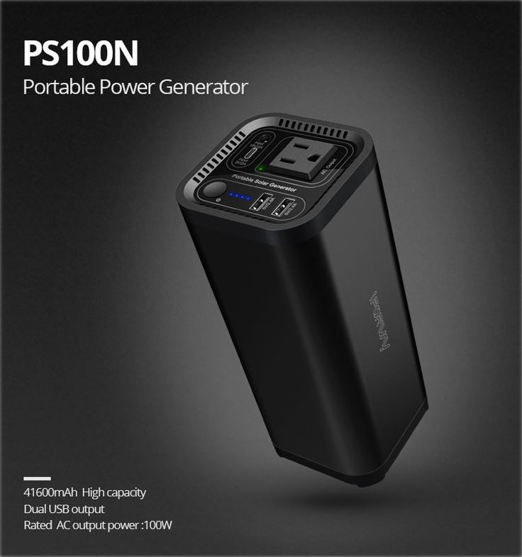 With the capability for plug-and-play, silent operation and being fume-free, portable #SolarGenerator is the best partner which could power #CPAP, RV, Laptop TV, #phone etc for #camping lovers.  #minigenerator #powersource #powersupply #remotepower #outdoorspower