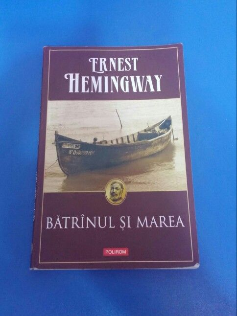 3/111; 11 octombrie; The Old Man and the Sea- Ernest Hemingway