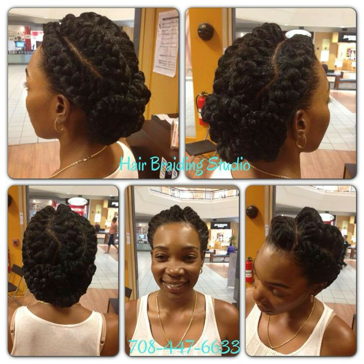 Awesome 17 Best Images About Braid Styles On Pinterest Flat Twist Jumbo Short Hairstyles For Black Women Fulllsitofus