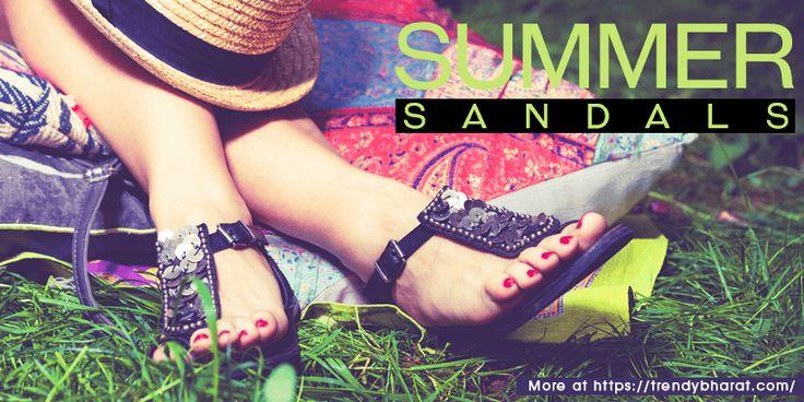 10 Best Fashionable Summer Sandals For Women