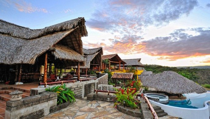 Hacienda Puerta del Cielo: The aptly-named Hacienda Puerta del Cielo is an adults-only spot in the Nicaraguan countryside.