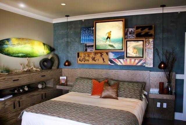 Спальни с мужским характером | IVOREE