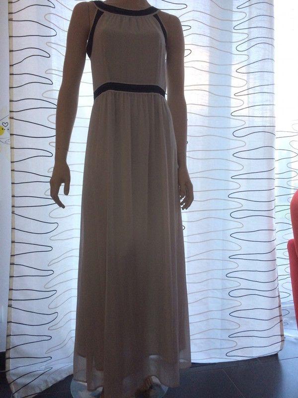 Mein Langes Kleid von H&M in beige von H&M! Größe 40 / M / 12 für 18,00 €. Sieh´s dir an: http://www.kleiderkreisel.de/damenmode/maxis/151418504-langes-kleid-von-hm-in-beige.